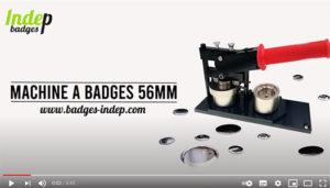 Tutoriel machine à badges