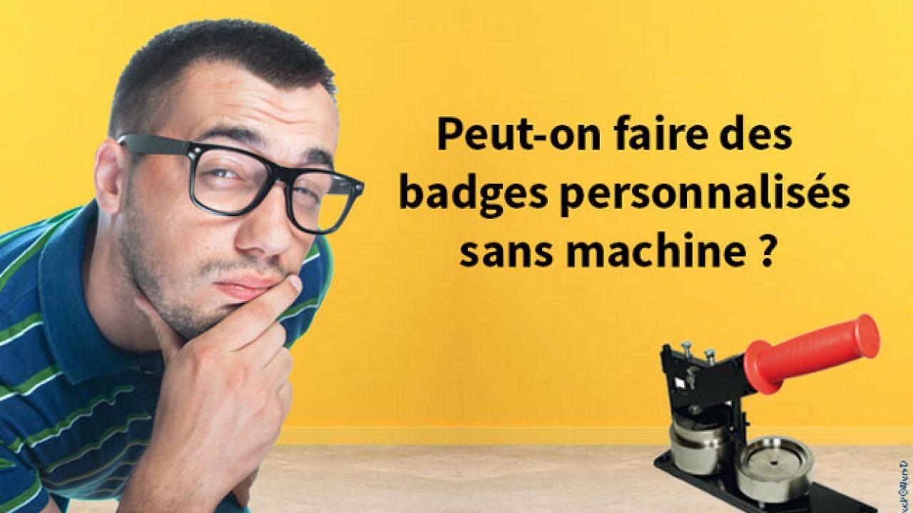 Comment Faire Des Badges Maison est-il possible de créer des badges sans machine ?