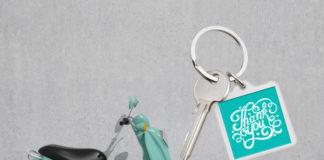 Fabrication de porte clé personnalisé