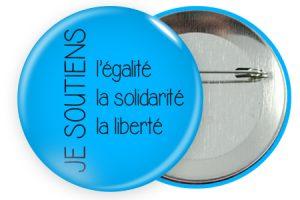 Faire de badges personnalisés avec un message