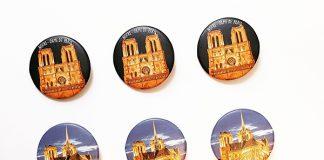Création du Badge Notre-Dame de Paris